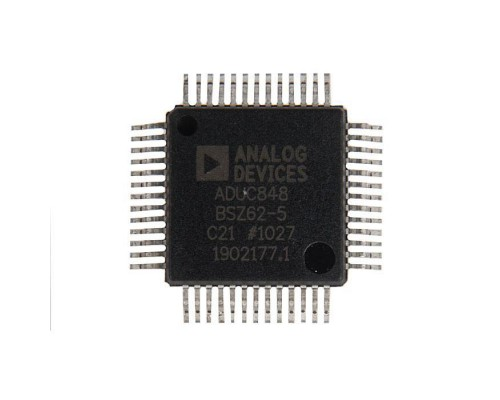 ADUC848BSZ62-5 микроконтроллер Analog Devices, MQFP