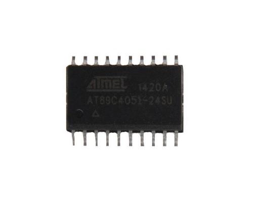 AT89C4051-24SU микроконтроллер Atmel, SO-20