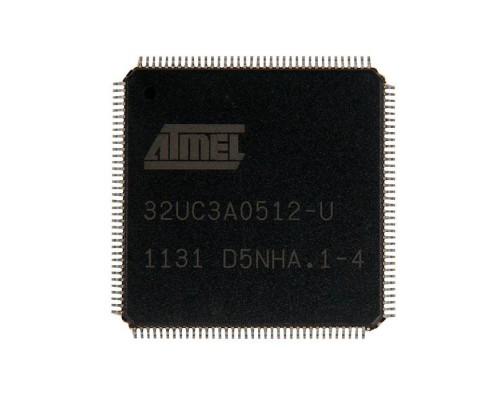 AT32UC3A0512-ALUT микроконтроллер NXP, QFP