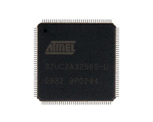 AT32UC3A3256S-ALUT микроконтроллер NXP, QFP