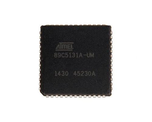 AT89C5131A-PUTUM микроконтроллер NXP, QFN EP