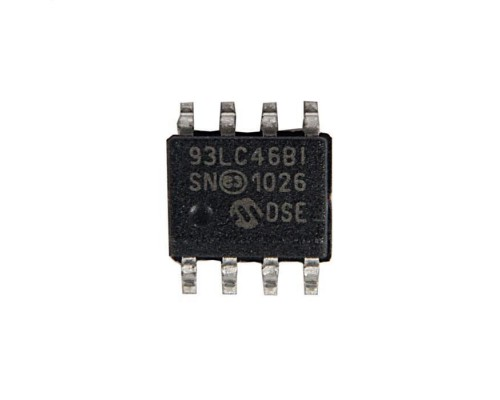 93LC46B память EEPROM Microchip SO-8