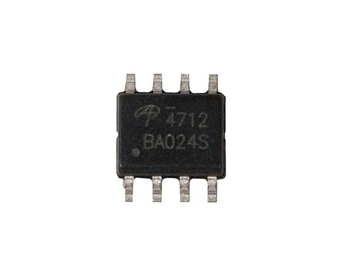 AO4712 драйвер MOSFET Alpha and Omega Semiconductor SOIC-8