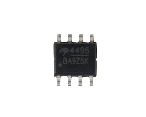 AO4496 драйвер MOSFET Alpha and Omega Semiconductor SOIC-8