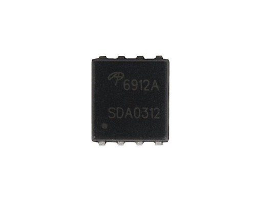 AON6912A драйвер MOSFET Alpha and Omega Semiconductor DFN-EP