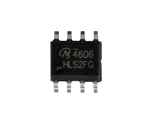 AO4606 драйвер MOSFET Alpha and Omega Semiconductor SOIC-8