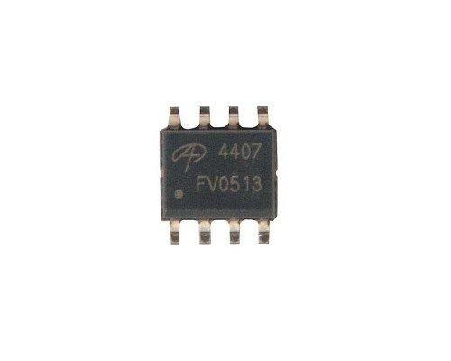 AO4407 драйвер MOSFET Alpha and Omega Semiconductor SOIC-8