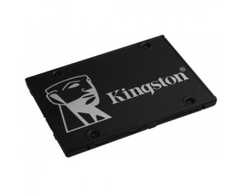 Твердотельный накопитель 1Tb SSD Kingston KC600 Series (SKC600B/1024G)