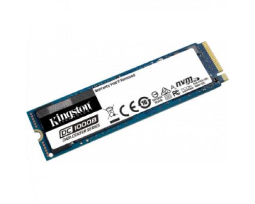 Твердотельный накопитель 240Gb SSD Kingston DC1000B (SEDC1000BM8/240G)