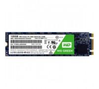 Твердотельный накопитель 120Gb SSD Western Digital Green (WDS120G2G0B)