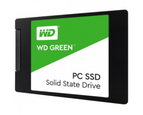 Твердотельный накопитель 480Gb SSD Western Digital Green (WDS480G2G0A)
