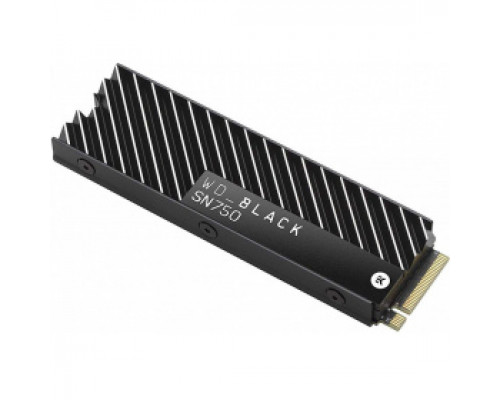 Твердотельный накопитель 500Gb SSD Western Digital Black SN750 (WDS500G3XHC)