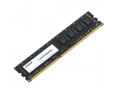 Оперативная память 4Gb DDR-III 1333MHz AMD Black (R334G1339U1S-UO) OEM