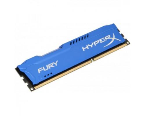 Оперативная память 4Gb DDR-III 1333MHz Kingston HyperX Fury (HX313C9F/4)