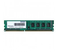Оперативная память 4Gb DDR-III 1333MHz Patriot (PSD34G133381)