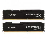 Оперативная память 16Gb DDR-III 1333MHz Kingston HyperX Fury (HX313C9FBK2/16) (2x8Gb KIT)