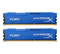 Оперативная память 16Gb DDR-III 1333MHz Kingston HyperX Fury (HX313C9FK2/16) (2x8Gb KIT)