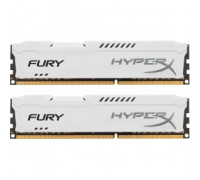 Оперативная память 16Gb DDR-III 1333MHz Kingston HyperX Fury (HX313C9FWK2/16) (2x8Gb KIT)