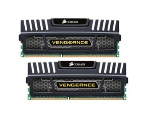 Оперативная память 16Gb DDR-III 1600MHz Corsair Vengeance (CMZ16GX3M2A1600C10) (2x8Gb KIT)