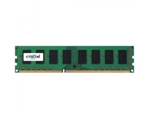 Оперативная память 16Gb DDR-III 1600MHz Crucial (CT204864BD160B)