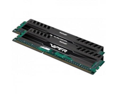 Оперативная память 16Gb DDR-III 1600MHz Patriot Viper 3 (PV316G160C0K) (2x8Gb KIT)