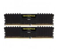 Оперативная память 16Gb DDR4 2400MHz Corsair Vengeance LPX (CMK16GX4M2Z2400C16) (2x8Gb KIT)