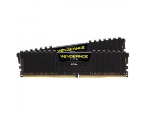 Оперативная память 16Gb DDR4 2666MHz Corsair Vengeance LPX (CMK16GX4M2A2666C16) (2x8Gb KIT)