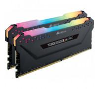 Оперативная память 16Gb DDR4 2666MHz Corsair Vengeance RGB PRO (CMW16GX4M2A2666C16) (2x8Gb KIT)