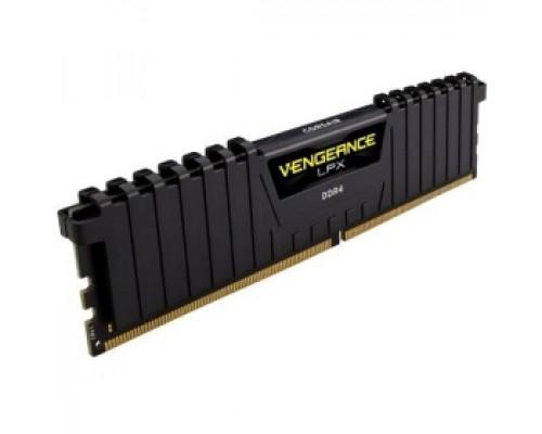Оперативная память 16Gb DDR4 3000MHz Corsair Vengeance LPX (CMK16GX4M1D3000C16)