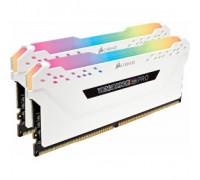 Оперативная память 16Gb DDR4 3000MHz Corsair Vengeance RGB PRO (CMW16GX4M2C3000C15W) (2x8Gb KIT)