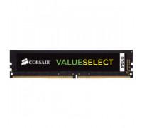 Оперативная память 4Gb DDR4 2666MHz Corsair Value Select (CMV4GX4M1A2666C18)
