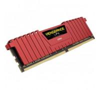 Оперативная память 8Gb DDR4 2400MHz Corsair Vengeance LPX (CMK8GX4M1A2400C14R)