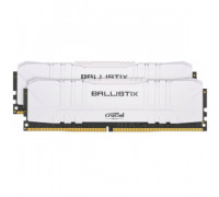 Оперативная память 16Gb DDR4 2666MHz Crucial Ballistix White (BL2K8G26C16U4W) (2x8Gb KIT)