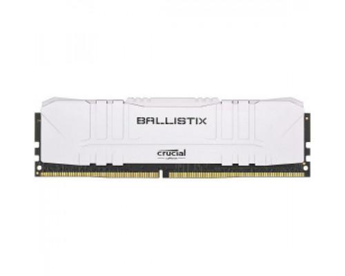 Оперативная память 16Gb DDR4 2666MHz Crucial Ballistix (BL16G26C16U4W)