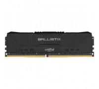 Оперативная память 16Gb DDR4 3000MHz Crucial Ballistix Black (BL16G30C15U4B)