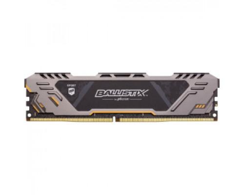 Оперативная память 16Gb DDR4 2666MHz Crucial Ballistix Sport AT (BLS16G4D26BFST)