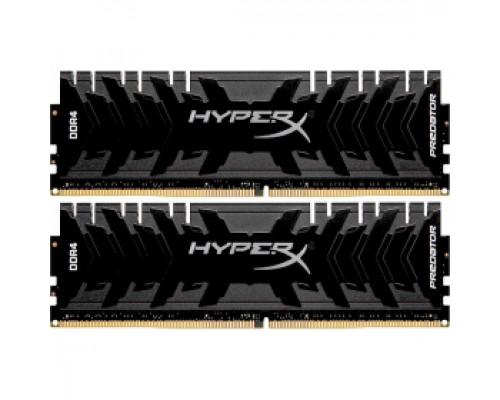 Оперативная память 16Gb DDR4 3200MHz Kingston HyperX Predator (HX432C16PB3K2/16) (2x8Gb KIT)
