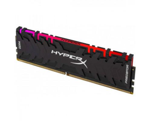 Оперативная память 16Gb DDR4 3200MHz Kingston HyperX Predator RGB (HX432C16PB3A/16)