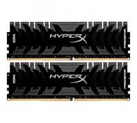Оперативная память 16Gb DDR4 3333MHz Kingston HyperX Predator (HX433C16PB3K2/16) (2x8Gb KIT)