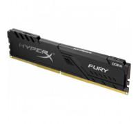 Оперативная память 16Gb DDR4 2400MHz Kingston HyperX Fury (HX424C15FB3/16)