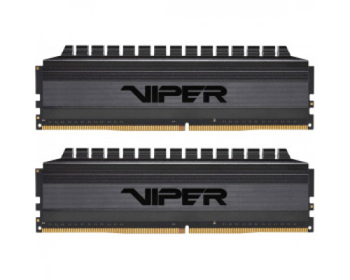 Оперативная память 8Gb DDR4 3200MHz Patriot Viper 4 Blackout (PVB48G320C6K) (2x4Gb KIT)