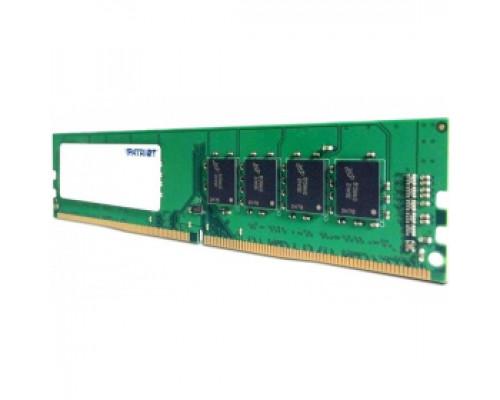 Оперативная память 16Gb DDR4 2666MHz Patriot (PSD416G26662)