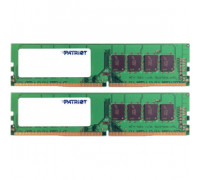 Оперативная память 16Gb DDR4 2666MHz Patriot Signature (PSD416G2666K) (2x8Gb KIT)