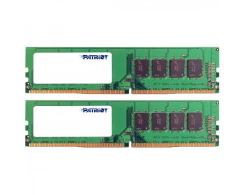 Оперативная память 16Gb DDR4 2666MHz Patriot Signature (PSD416G2666K) (2x8Gb KIT)