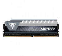 Оперативная память 16Gb DDR4 2666MHz Patriot Viper Elite (PVE416G266C6GY)