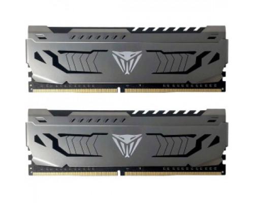 Оперативная память 16Gb DDR4 3000MHz Patriot Viper Steel (PVS416G300C6K) (2x8Gb KIT)