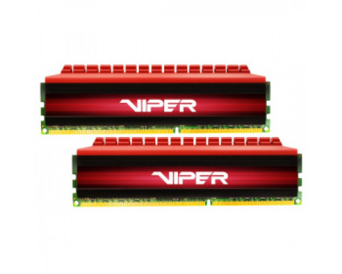 Оперативная память 16Gb DDR4 3400MHz Patriot Viper 4 (PV416G340C6K) (2x8Gb KIT)