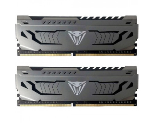 Оперативная память 16Gb DDR4 3400MHz Patriot Viper Steel (PVS416G340C6K) (2x8Gb KIT)
