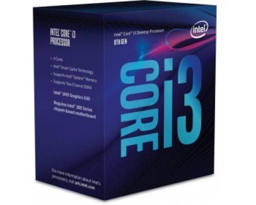 Процессор Intel Core i3 - 8300 BOX