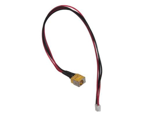 PJ025 разъем питания для ноутбука Acer Aspire 5335, 5735, TravelMate 5610, Extensa 7200, 7620, 7620G, 7620-4021, 7620-4498, 7620-4641, с кабелем